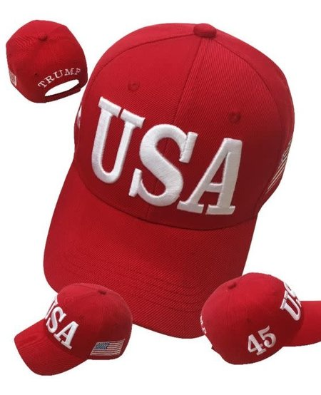 USA Trump 45th Hat