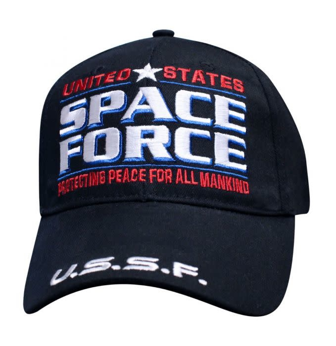 Cap Smith Space Force Hat
