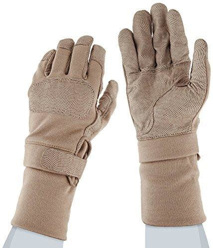 Ansell Hawkeye Inc. Military Issued Combat Gec Gloves - Size L