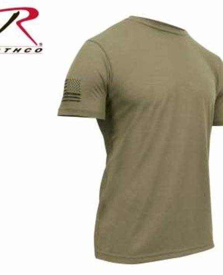 Tactical Athletic Fit T-Shirt