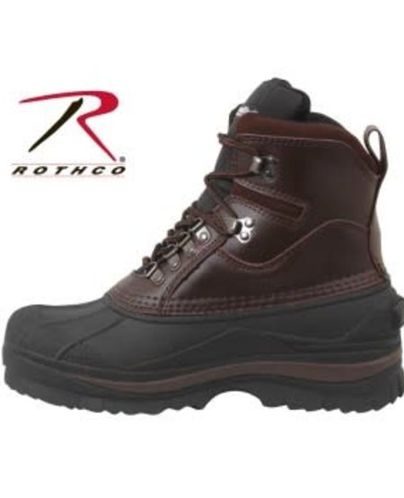 """8"""" Cold Weather Hiking Boots"""