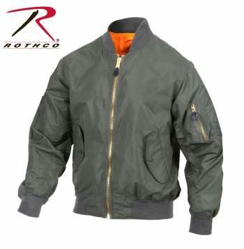 Rothco Lightweight MA-1 Flight Jacket