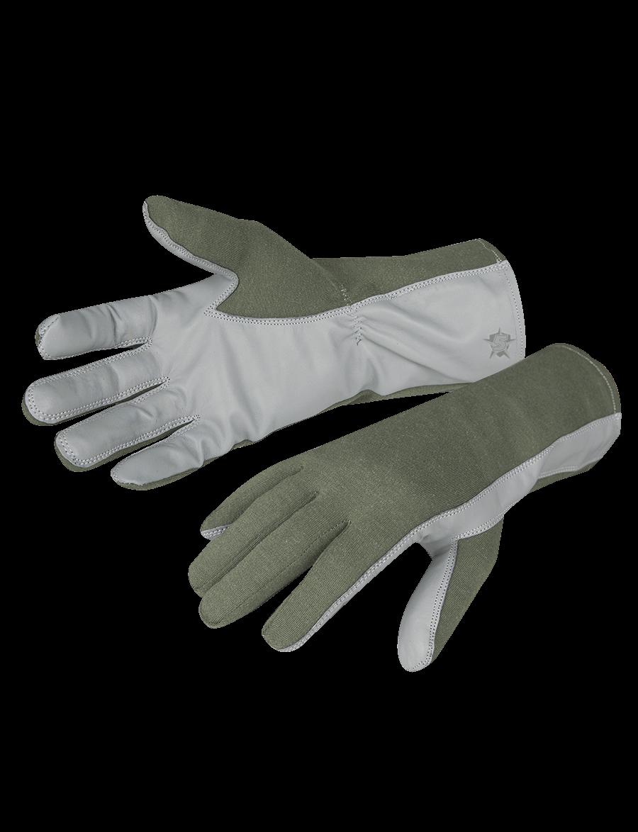 Tru-Gear Nomex Flight Gloves