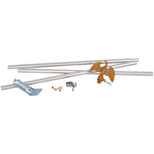 Fox Outdoor Products Flag Pole Set