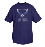 Fox Outdoor Products Air Force Wings T-Shirt