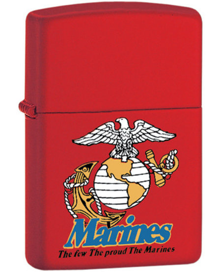 Marines the Few the Proud Zippo Lighter
