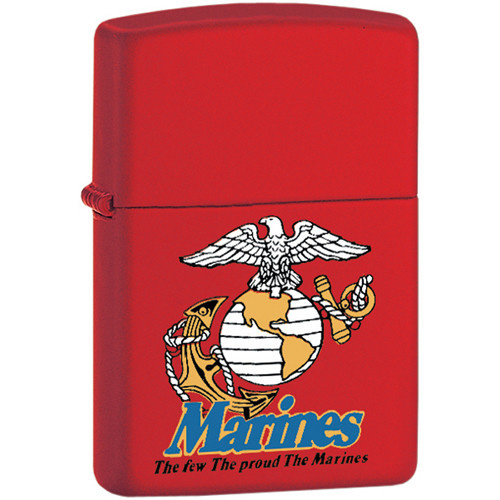 Zippo Marines the Few the Proud Zippo Lighter