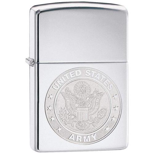Zippo Army Emblem Zippo Lighter