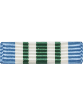 Military Joint Service Commendation Ribbon Pin