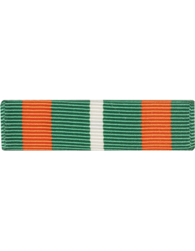 Military Coast Guard Achievement Ribbon