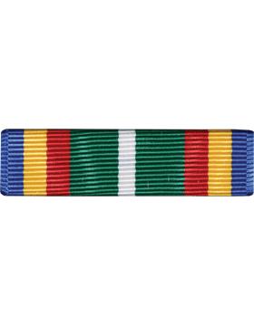 Military Coast Guard Unit Commendation Ribbon