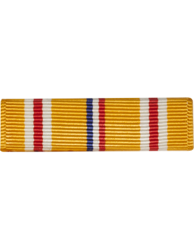 Military Asiatic Pacific Ribbon