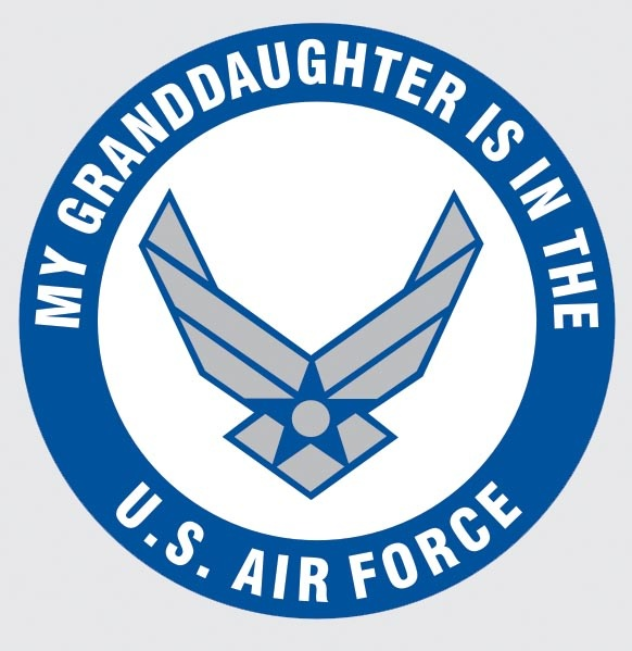 Mitchell Proffitt My Granddaughter is in the US Air Force