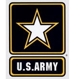 Mitchell Proffitt US Army with Star Decal