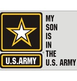 Mitchell Proffitt My Son is in the US Army with US Army Star Logo