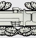 Mitchell Proffitt Combat Action Badge Decal