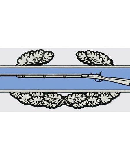 "Combat Infantry Badge (7"" x 2.75"") Decal"