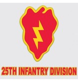 Mitchell Proffitt 25th Infantry Division Decal