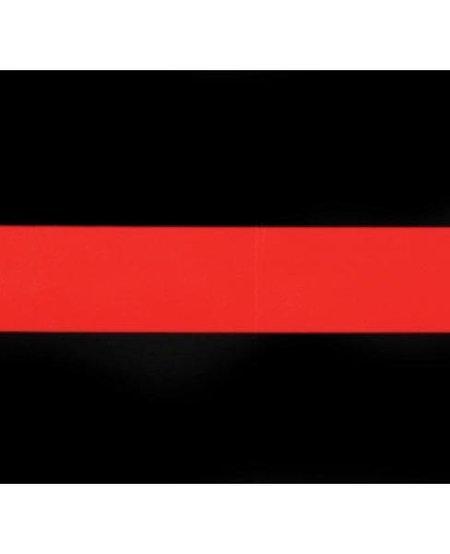 Red Stripe (Firefighter) Sticker