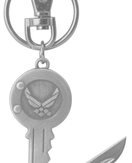 Comemorative Key Knife Keychain
