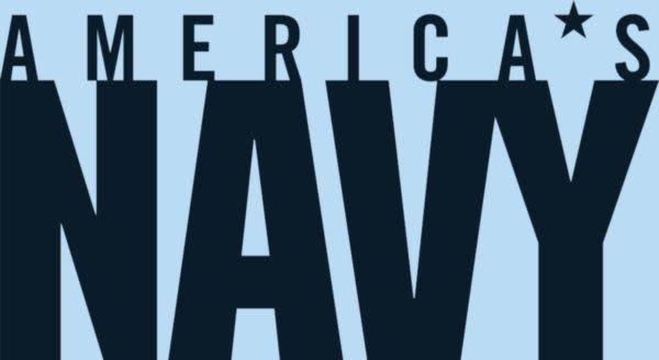 Mitchell Proffitt America's Navy Decal