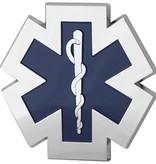 Mitchell Proffitt EMS Auto Chrome Emblem