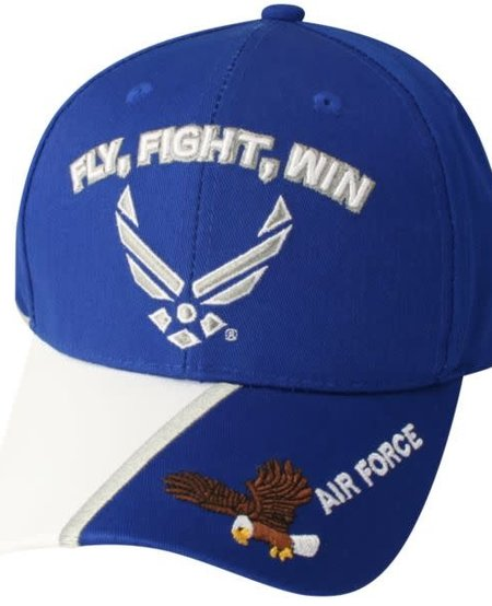 Air Force Hat - Fly, Fight, Win