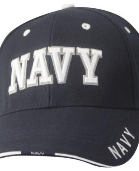 Navy Ball Cap