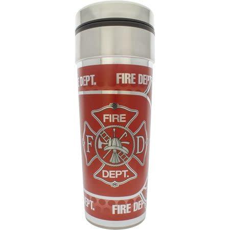 Fire Dept. 22 oz. Tumbler
