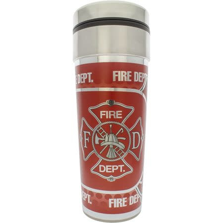 Ramsons Imports Fire Dept. 22 oz. Tumbler