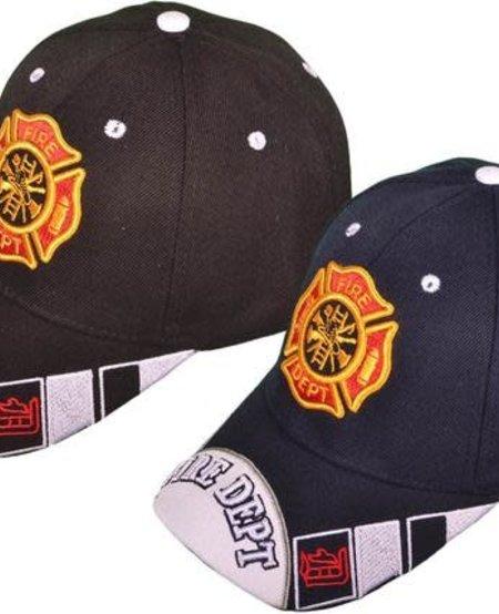Fire Deparment Logo Hat