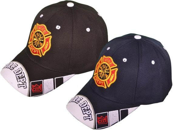 Ramsons Imports Fire Deparment Logo Hat