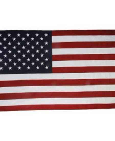 USA 3 x 5 Polyester 600D Embroidred Flag