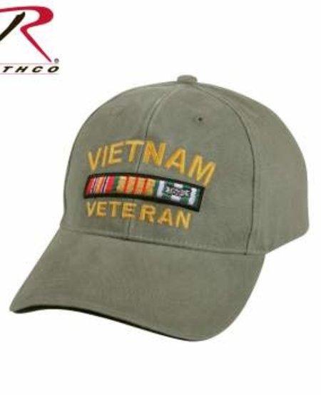Vietnam Veteran Deluxe Vintage Low Profile Cap