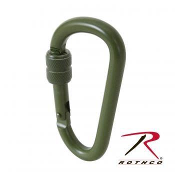Rothco 80mm Locking Carabiner