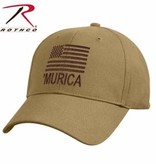 Rothco Deluxe 'Murica Low Profile Cap