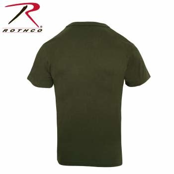 Rothco Olive Drab Military Physical Training Shirt