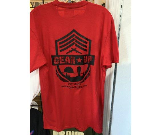 Gear Up R.E.D. (Remember Everyone Deployed) Gear Up T-Shirt