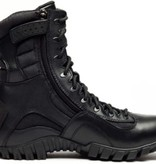 Tactical Research Khyber TR960Z WP - Waterproof Lightweight Side-Zip Tactical Boot - Black - 8""