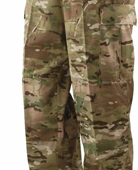 Multicam BDUs 50/50 Nylon/Cotton Rip-Stop