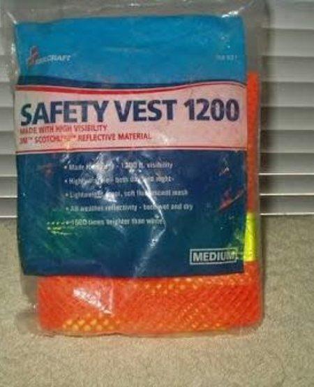 Safety Vest 1200 - Large