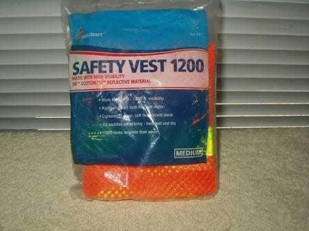 Skilcraft Safety Vest 1200 - Large