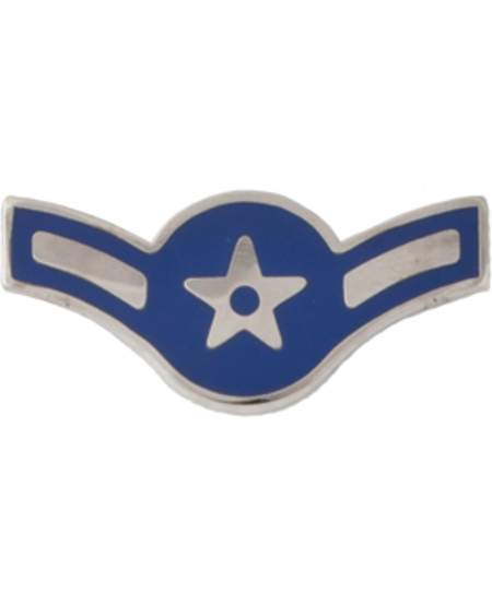Air Force Enlisted and Officer Rank Insignia