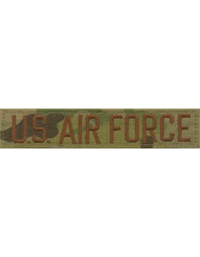 No Shine Insignia US Air Force Branch Tape