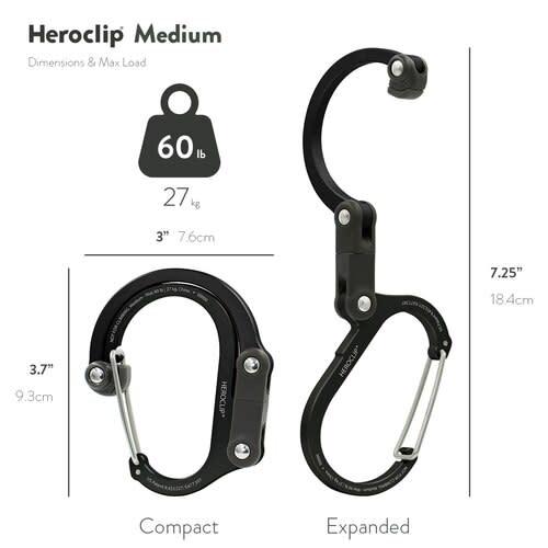 Heroclip Hero Clip