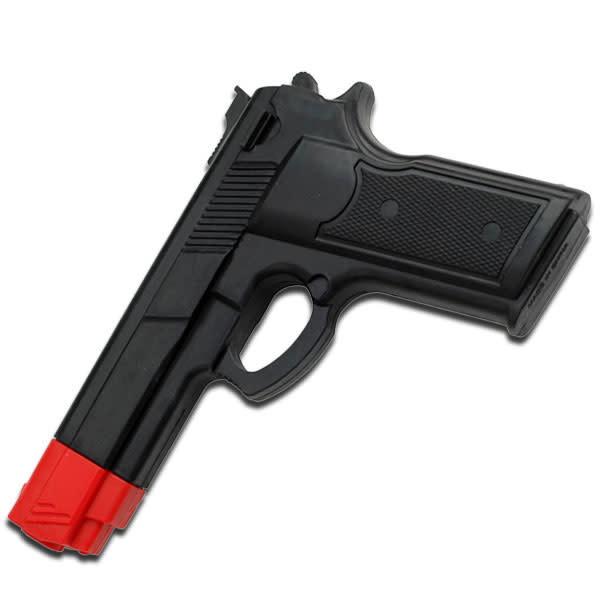 "RUBBER TRAINING GUN 7"" OVERALL"