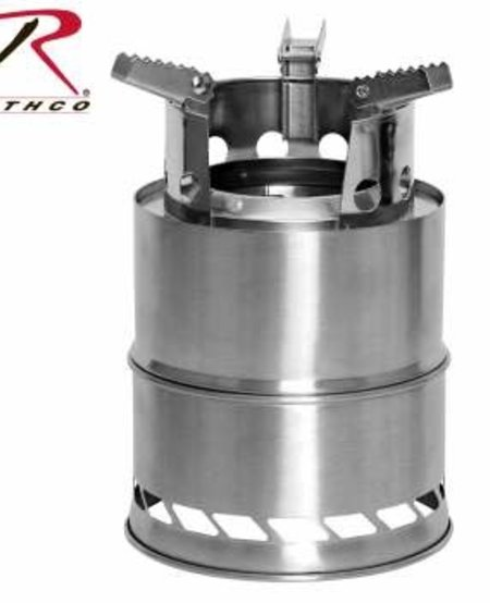 Stainless Steel Portable Camping/Backpacking Stove