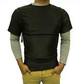 Street Wise Ballistic Plate Carrier T-Shirt w/Holster