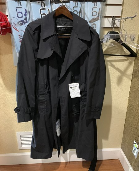 Military Issued Trench Coat - NEW - w/TAGS