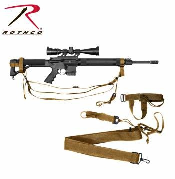 Rothco Military 3 Point Rifle Sling